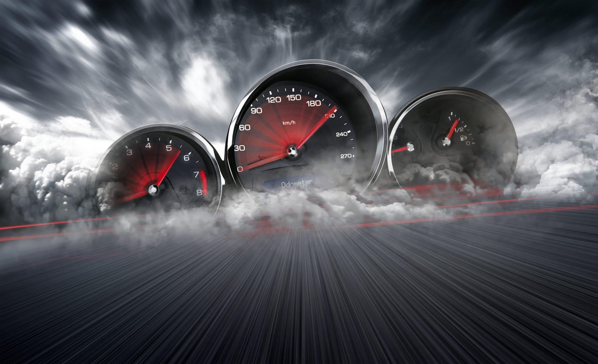Fortkörning Körkort