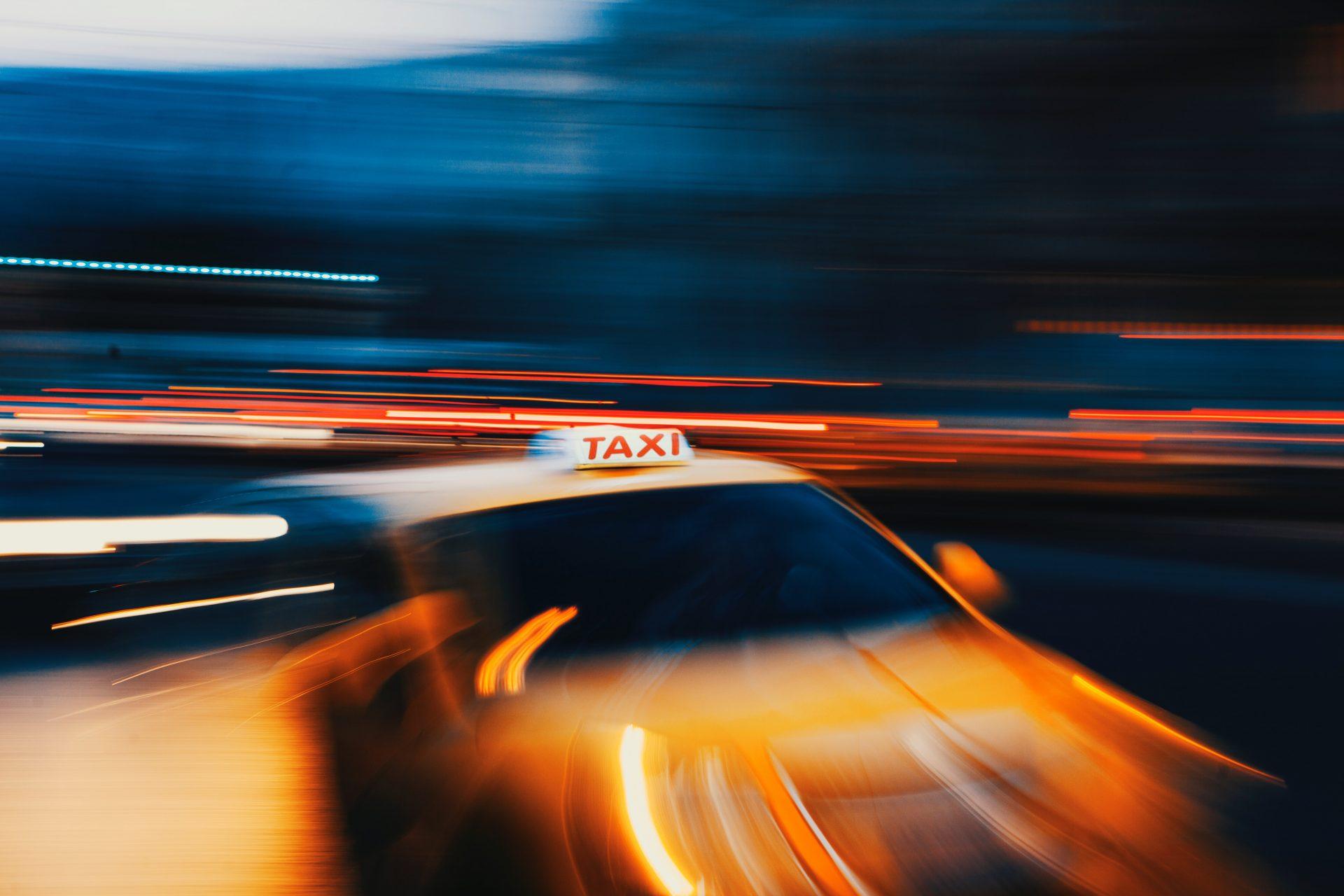 Avslag på ansökan om Taxitrafiktillstånd