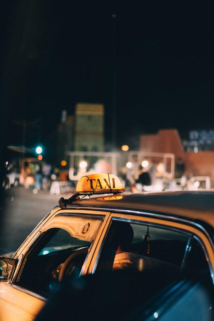 taxitrafiktillstånd